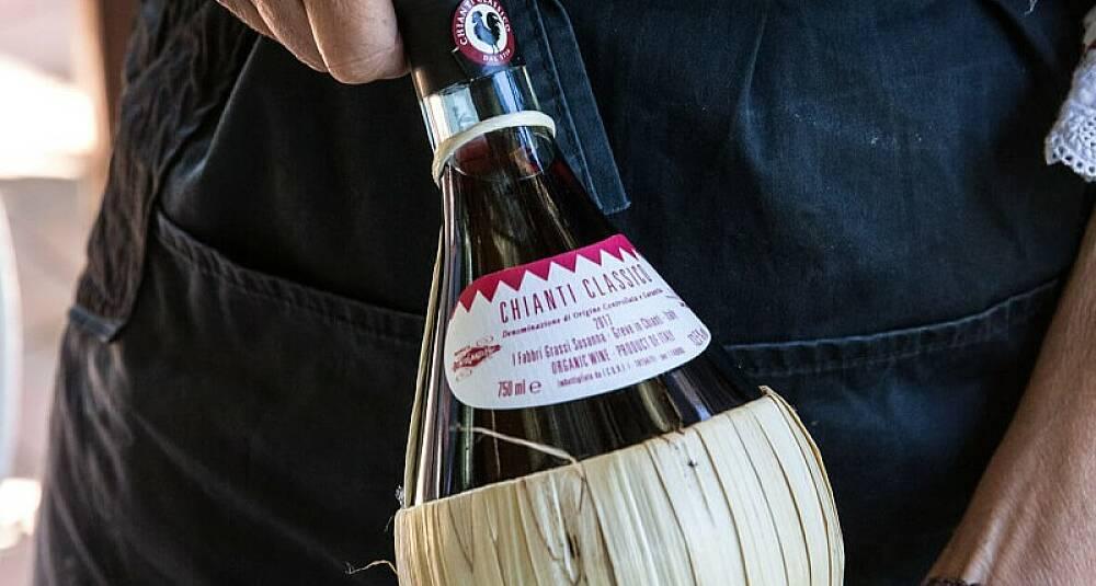 Denne bastflasken kan du trygt sette på bordet