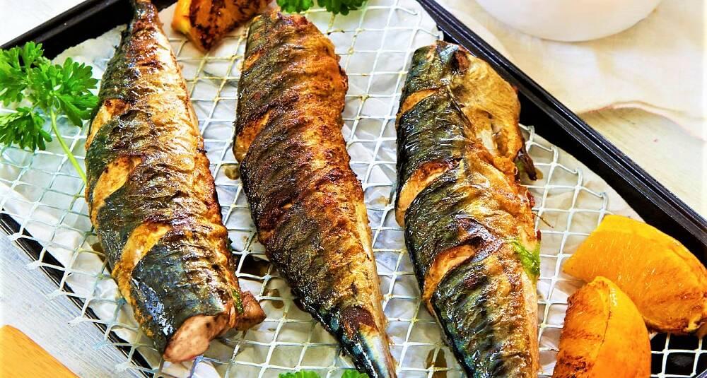 Nå er makrellen perfekt for helgrilling