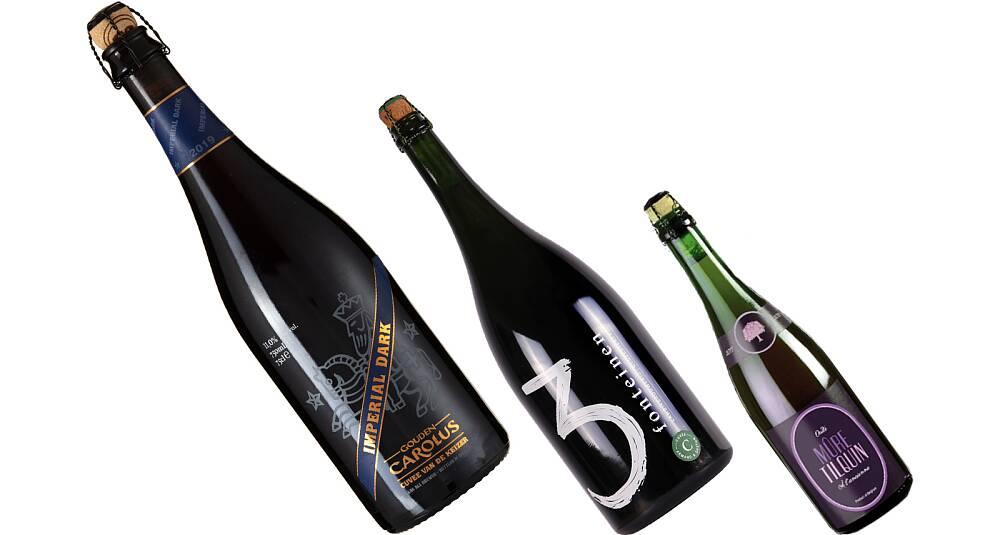 Friskt og syrlig eller fyldig og komplekst preger ølene i månedens spesialslipp