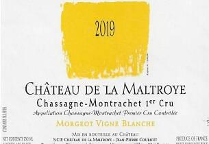 Chassagne-Montrachet i 2019 er en drømmekombinasjon – som denne
