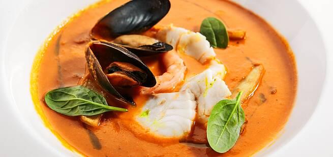 Bouillabaisse - verdens beste fiskesuppe