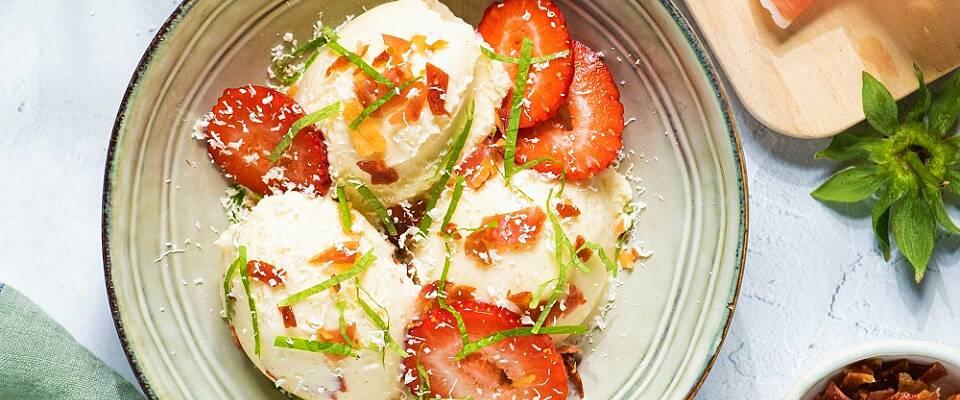 Dette har du kanskje ikke prøvd før: spekeskinke i iskremen?