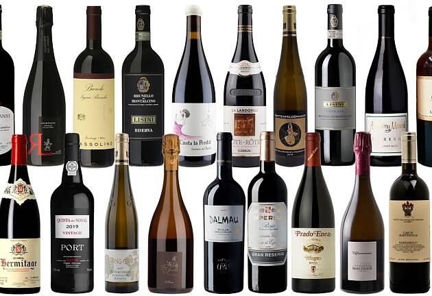 Nå enda flere: Boltre deg i 1320 testresultater - viner fra øverste hylle er et tastetrykk unna
