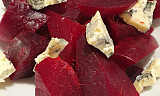 Superrosé gjør rødbet og blåmuggost til ekte høstkveldluksus