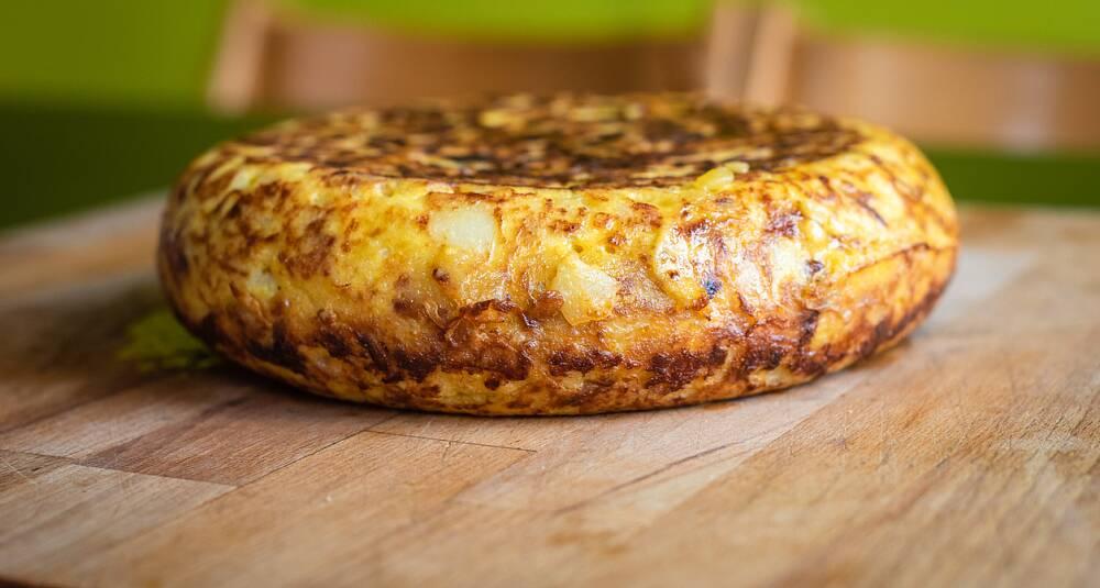 Ingen kan trylle med egg og poteter som spanjolene