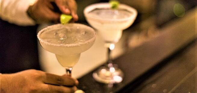 Original Margarita drinkoppskrift