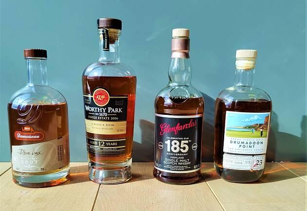 Vurderer du å bytte fra whisky til rom, er det nå du skal gjøre det