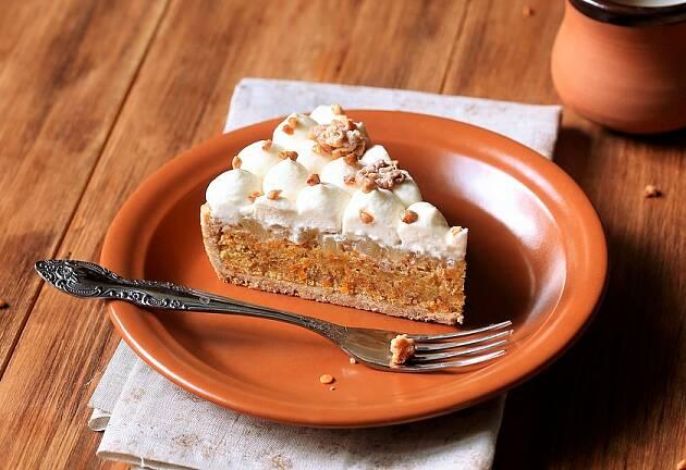 I denne kaken får du alle de gode smakene i hver munnfull