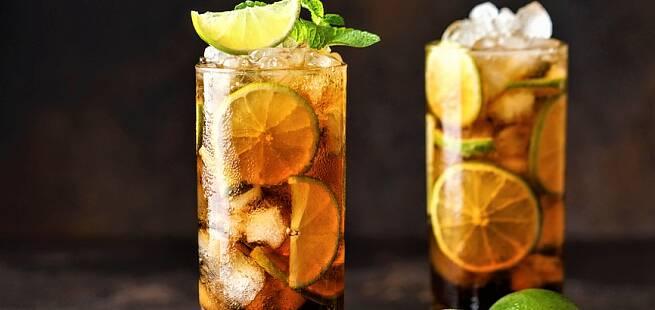 Cuba Libre drinkoppskrift
