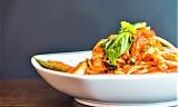 Denne napolitanske pastaklassikeren blir enda bedre med skjell