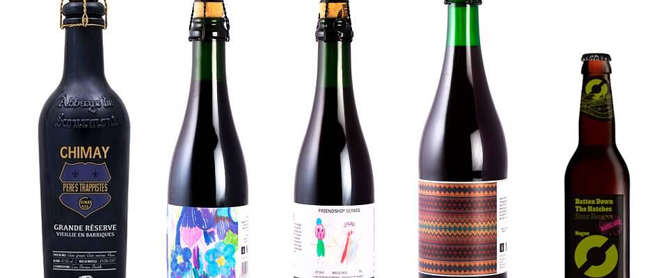 Knallgodt norsk øl blant nyhetene: syrlig, lekkert, mørkt og lagringsdyktig